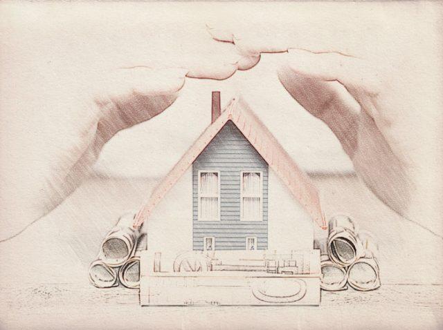Оценка дома для страховой компании