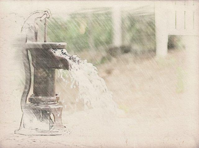 Водозаборная скважина